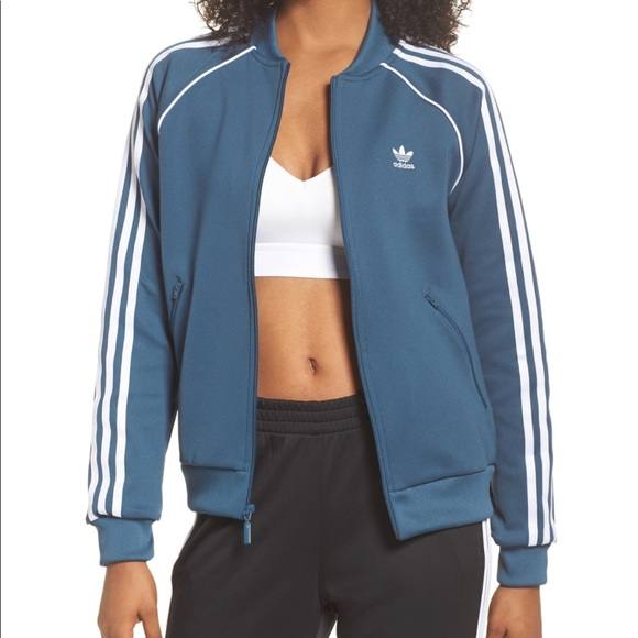 8048858f40bd 🔥New Adidas Originals Superstar Track Jacket
